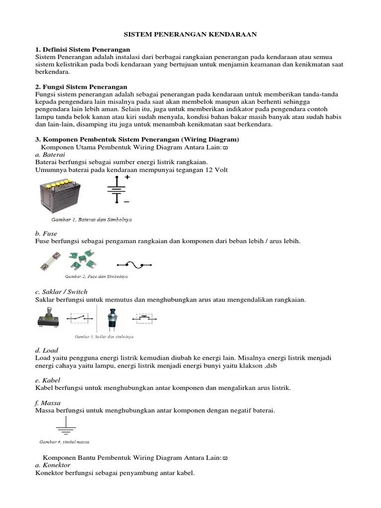 Sistem Penerangan Kendaraan Wiring Diagram Lampu Sein 1538012887v1