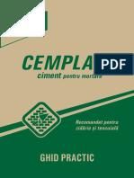 Ghid Cemplast pentru mortare.pdf