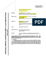 Commercial Lien Template