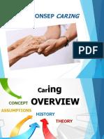 Konsep Caring