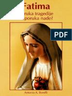 Antonio Borelli - Fatima - Poruka Tragedije Ili Poruka Nade