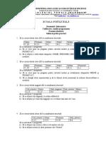 Subiecte Proba Practica Partea
