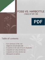 Foss v. Harbottle