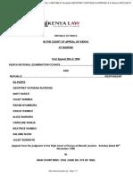 Civil Appeal 266 of 1996