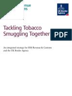 Tackling Tobacco Smuggler