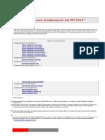 1 Matriz Elaboración Del PAT - TALHUIS