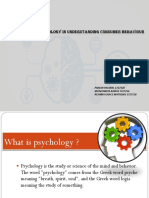 Importance of Psychology in Consumer Behavior (1)