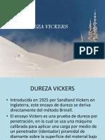 Dureza Vikers