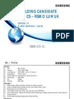 Building Candidate IV_New CS - RSMO Luwuk Banggai