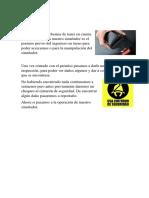 Manual de cargador frontal d bajo perfil