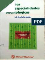 genetica en odontologia