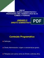 2 - o Direito Administrativo