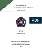 LAPORAN PENDAHULUAN Ca. CERVIX+ANEMIA+AZOTEMIA+IMBALANCE ELEKTROLIT