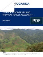 Uganda Biodiversity Assessment Usaid