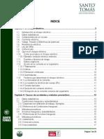Manual Prevención de Riesgos Eléctricos