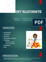 Antimony Gluconate