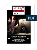 Impro School Brochure PDF File