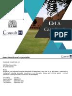 Consult Club IIMA-Casebook 2017