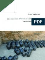 eBook en PDF Que Ocurre Entre Artesanos y Disenadores Cuando Trabajan Juntos