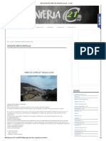 Geologia Del Abra El Gavilan (Word) - Civil21