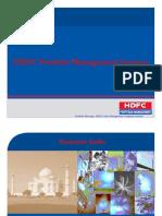 HDFCPMS Presentation May2010
