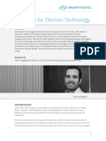 The Case for Election Technology by Antonio Mugica