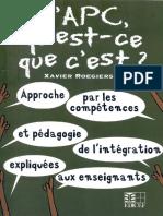 Xavier Roegiers - Aprendizaje por competencias.pdf