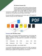 Estandares ISO 15408 Criterios Comunes (CC)2