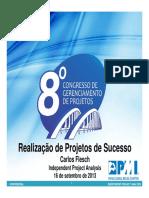 IPA Presentation PMI MG Carlos Flesch