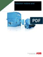 Manual for Induction Motors and Generators ABB