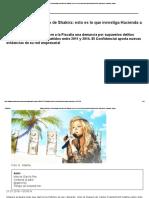 Shakira Noticias_ El Entramado Societario de Shakira_ Esto Es Lo Que Investiga Hacienda a La Artista. Noticias de Paradise Papers