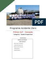 Programa Acidente Zero-saude Ocupacional