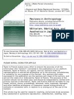 Artes Marciales, militares en japon
