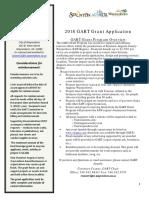 2018-2019 GART Grant ApplicationREV.pdf