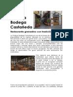 Antigua Bodega Castañeda