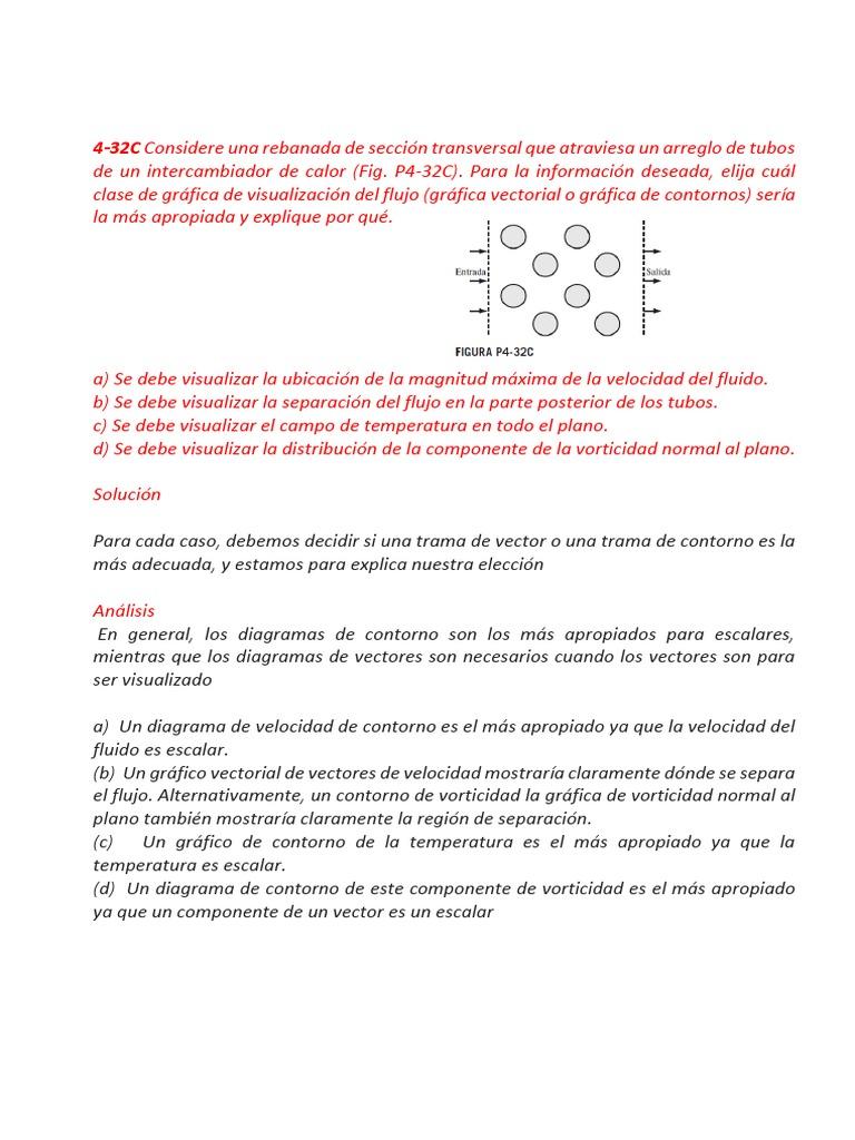 Solución de Yonus A.cengel. Cimbala
