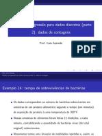 Aula MR Dados Discretos Parte 2