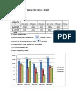 Ejercicios Básicos Excel 4º ESO (1)