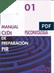 PsicopatologíaCEDE 2012