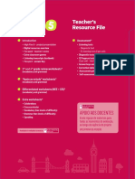 Teacher's Resource File