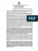 13 Acuerdos 15 de Junio 2009