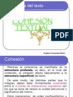 Mecanismos de Cohesión Con Ejercicios