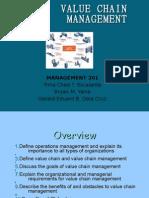Value Chain Management-Group 1