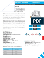 Eska Valve ERG-S Series Double Stage Pressure Regulator