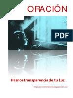 180106_BNAV02_ Haznos Transparencia de Tu Luz
