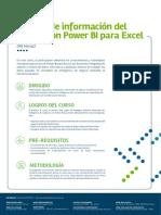 Análisis de Información Del Negocio Con Power BI Para Excel
