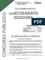 Estrategiaconcursos Tecnico Em Assuntos Educacionais 2