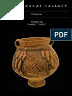 Chinese Art - Neolithic Era