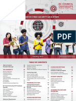 EC-Council University Catalog 2017 - V2