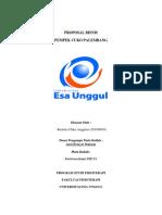 Proposal Bisnis Pempek Cuko Palembang1